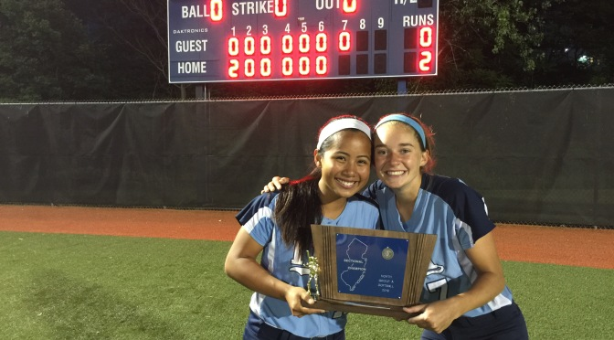 IHA wins NJ State Sectional Championship!