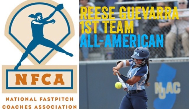 Reese Guevarra – NFCA 1st Team All-American
